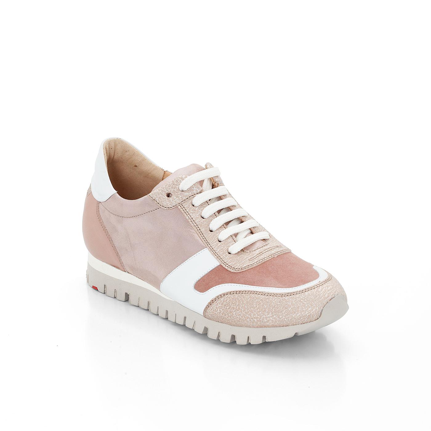SNEAKER | Schuhe > Sneaker > Sneaker | Pink | Effektleder -  leder | LLOYD