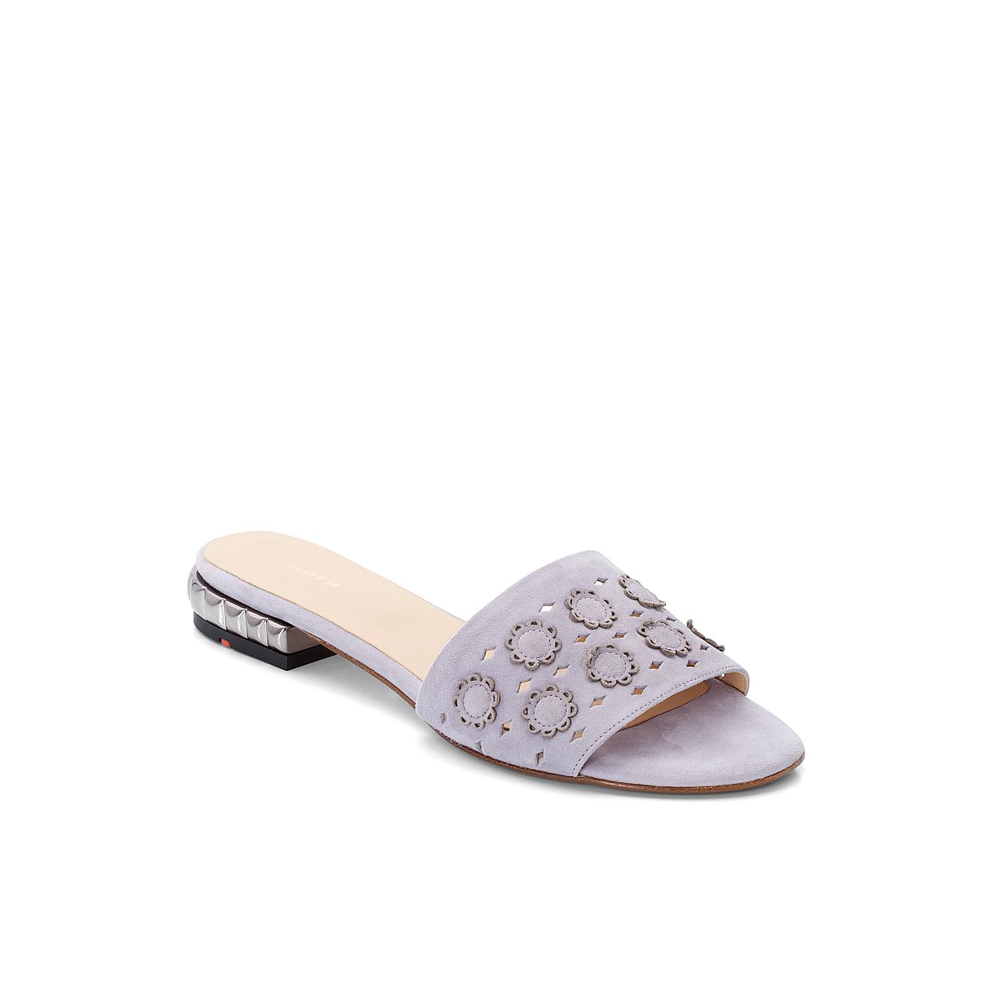 PANTOLETTEN | Schuhe > Clogs & Pantoletten > Klassische Pantoletten | Lila | LLOYD