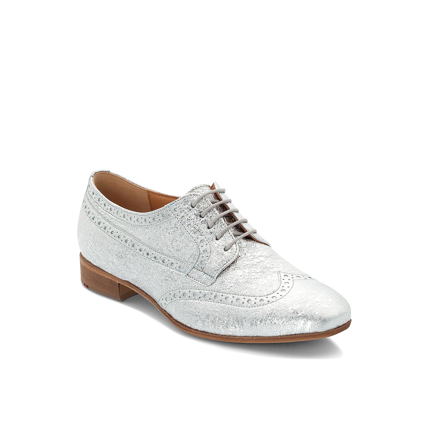 Halbschuhe | Schuhe > Boots | Silber | Glattleder -  leder | LLOYD