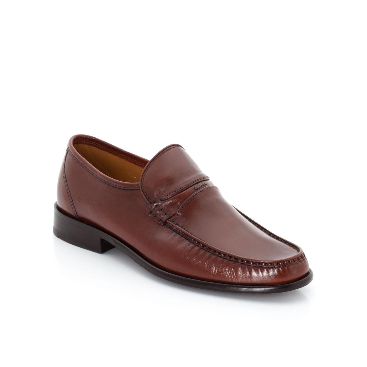 EGMOND | Schuhe > Slipper | Braun | Glattleder -  leder | LLOYD