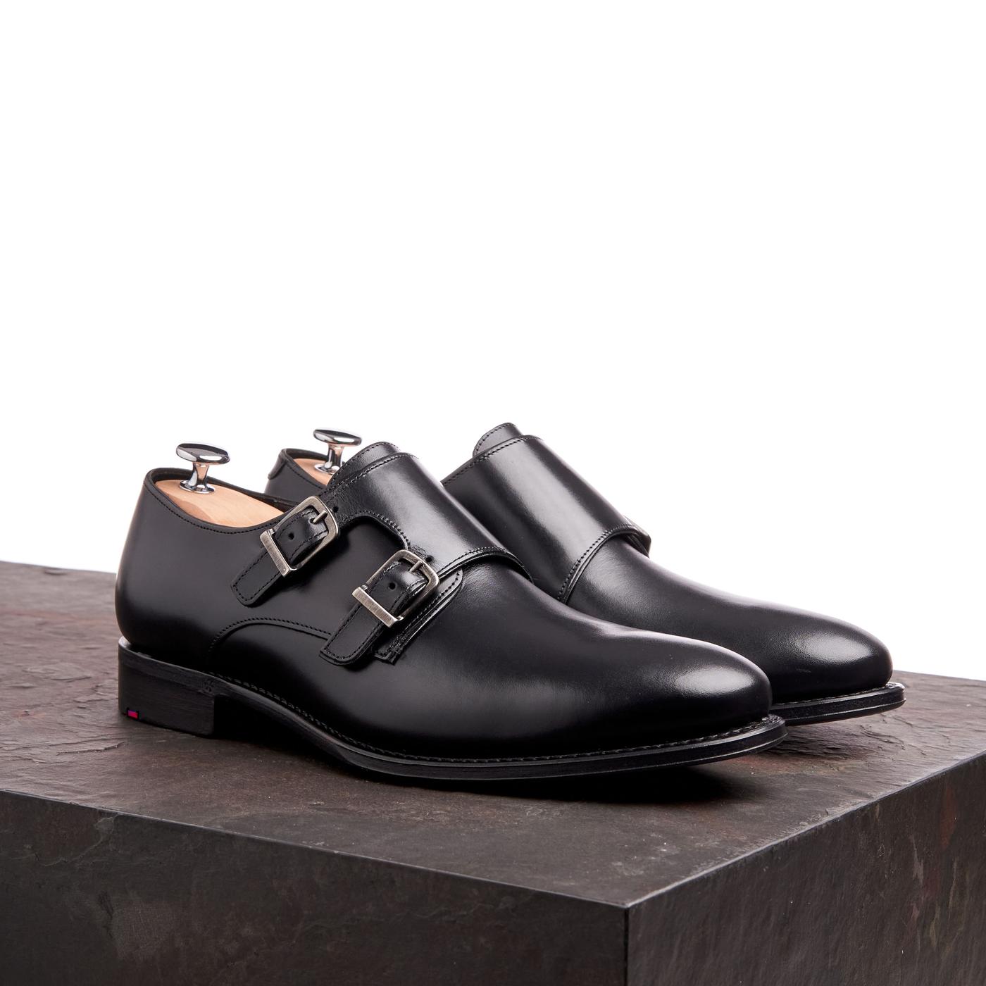 WILKO | Schuhe > Slipper | Schwarz | Glattleder -  leder | LLOYD