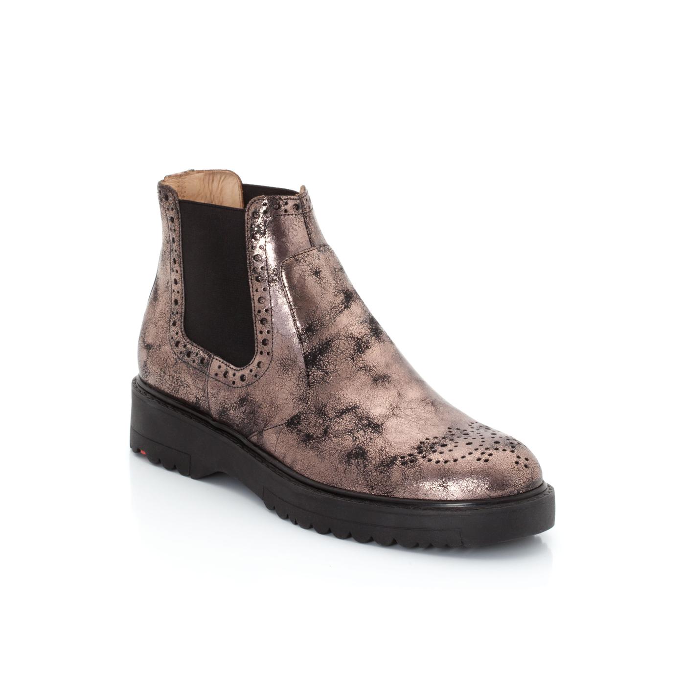 Stiefeletten | Schuhe > Stiefeletten | Gold | Leder | Lloyd