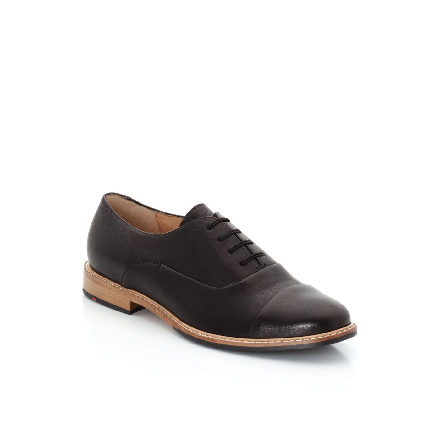 Halbschuhe | Schuhe > Boots | Schwarz | Glattleder -  leder | LLOYD