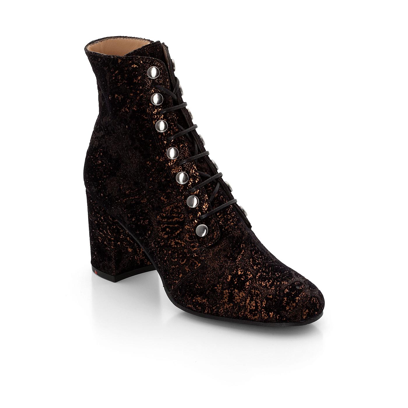 Stiefeletten | Schuhe > Stiefeletten > Sonstige Stiefeletten | Gold | Leder | Lloyd