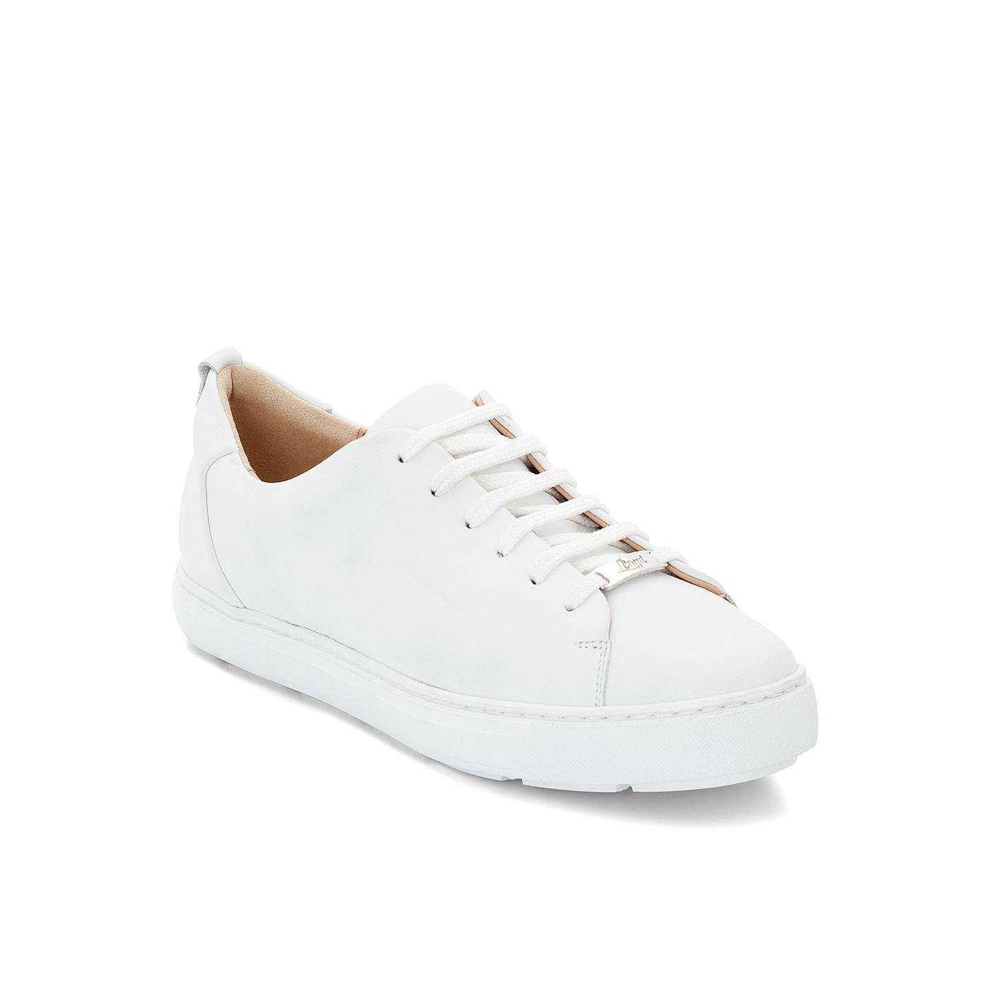 Sneaker   Schuhe > Sneaker   Weiss   Leder   Lloyd