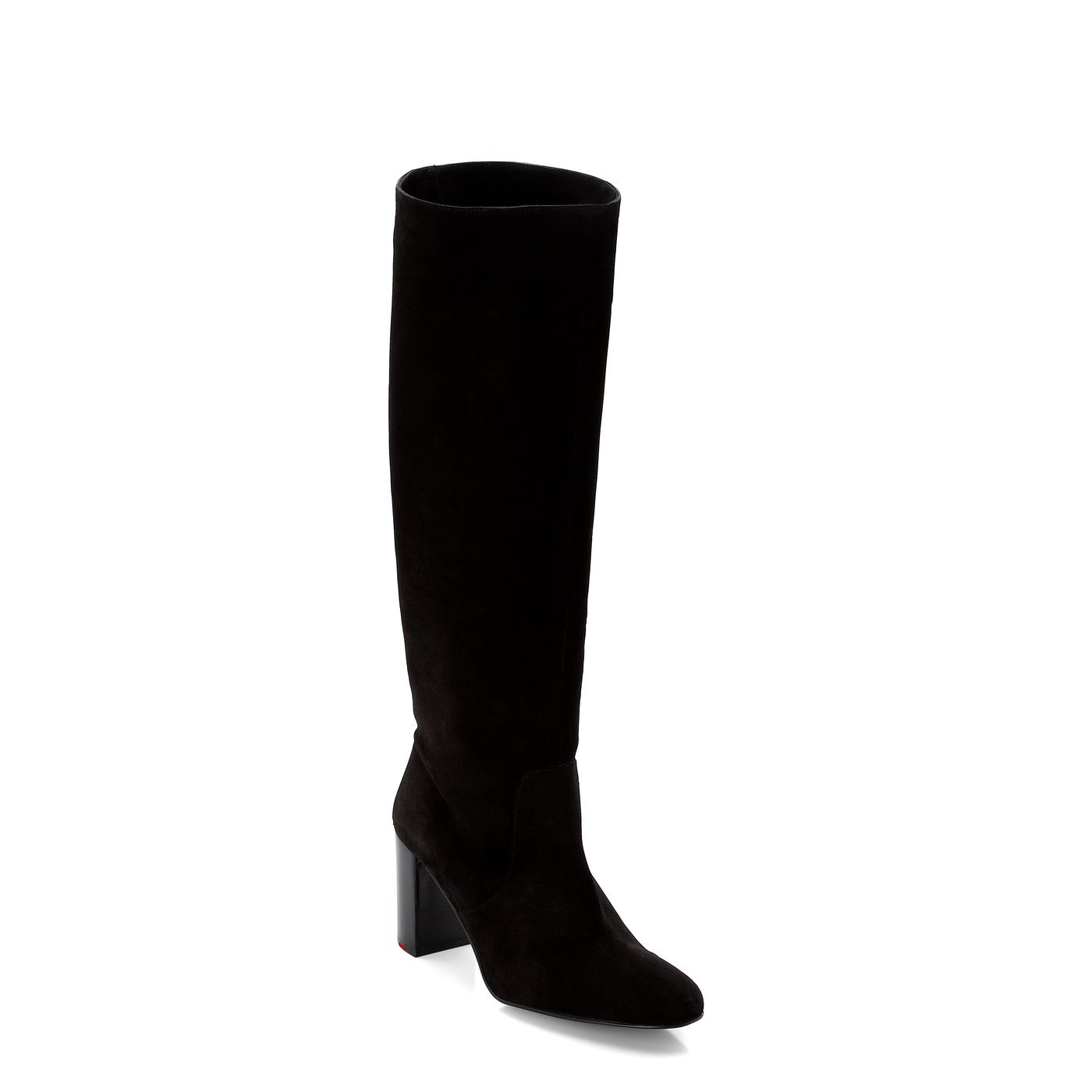 Stiefel | Schuhe > Stiefel > Sonstige Stiefel | Schwarz | Glattleder -  leder | LLOYD