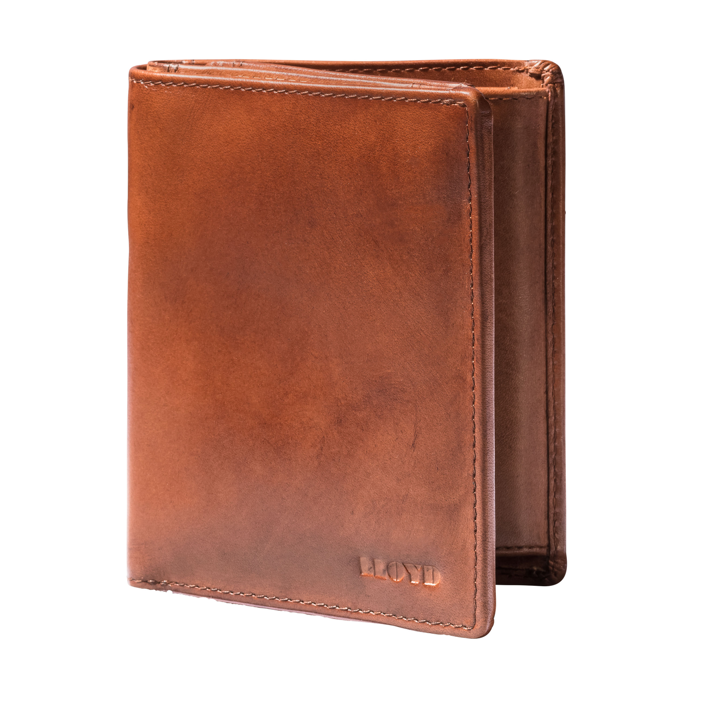 Geldbörse | Accessoires > Portemonnaies | Braun | Glattleder -  polyester ) | LLOYD