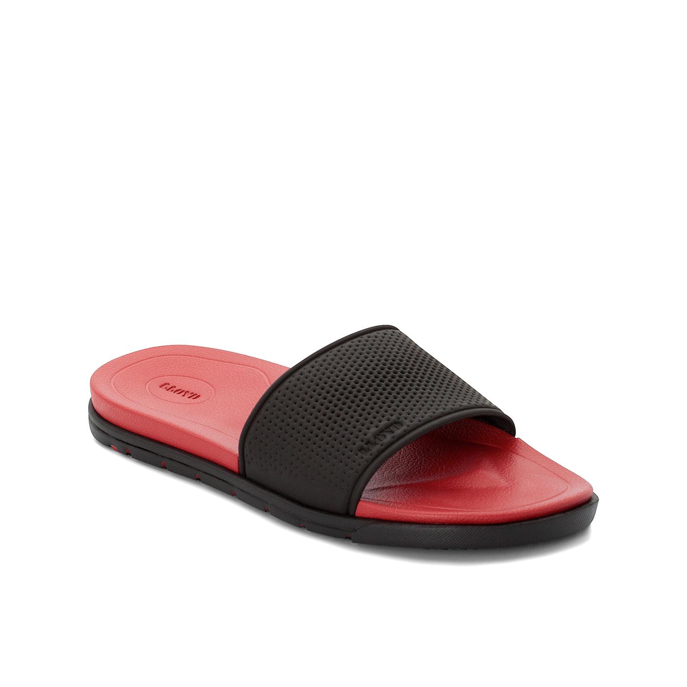 BEACH PANTOLETTE | Schuhe > Clogs & Pantoletten > Pantoletten | Rot | LLOYD