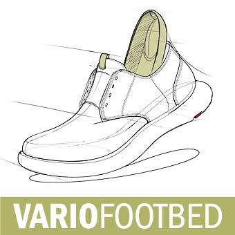 Variofootbed
