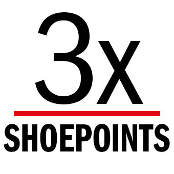 3X SHOEPOINTS
